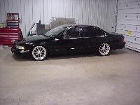 1996 Chevrolet Impala Picture Gallery