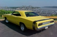1970 Dodge Super Bee, Picture of 1971 Super Bee