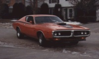 1971 Dodge Charger, Picture of 1971 Super Bee, exterior