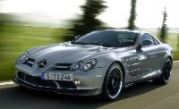 2008 Mercedes-Benz SLR McLaren Overview