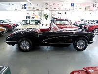 1959 Chevrolet Corvette Convertible Roadster, Bob Spurrier's 1959 vette