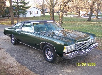 1974 Chevrolet Impala, All original true 35K 400SB Chevy Impala Custom