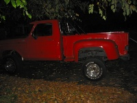 1979 Ford F-150, Front Driver