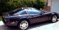 1988 Chevrolet Corvette Coupe, My 1988 Corvette, exterior