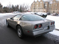 Picture of 1985 Chevrolet Corvette