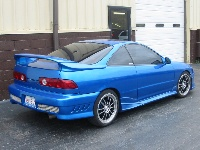 Acura Integra Overview