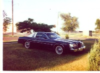 1978 Dodge Magnum, This is a scanned picture of my new 1978 Magnum taken in 1978.  It was purchased in Hereford Texas right off the showroom floor.  It was a GREAT car equiped with the 400 lean burn e...