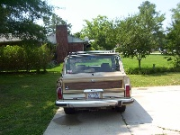 1984 Jeep Grand Wagoneer, Picture of 1989 Jeep Grand Wagoneer
