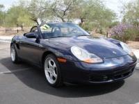 1997 Porsche Boxster Picture Gallery