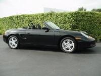 1999 Porsche Boxster Picture Gallery