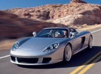 2004 Porsche Carrera GT Overview