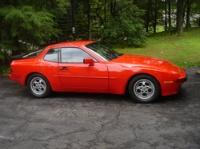 1985 Porsche 944 Picture Gallery