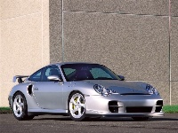 2002 Porsche 911 Overview