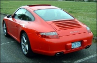 2005 Porsche 911 Carrera S, Picture of 2005 Porsche 911