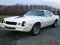 1978 Chevrolet Camaro Picture Gallery