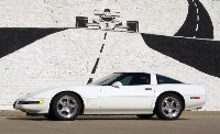 1994 Chevrolet Corvette ZR1, In all her Beauty A Callaway ZR-1, exterior