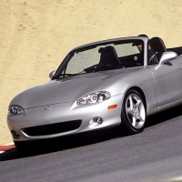 2003 Mazda MX-5 Miata Picture Gallery