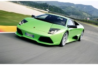 2007 Lamborghini Murcielago Picture Gallery