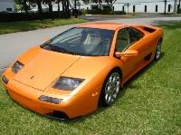 2001 Lamborghini Diablo Picture Gallery