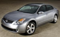 2007 Nissan Altima, This is an overview pic of the car.