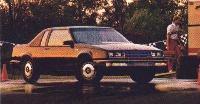 1986 Buick LeSabre, 86 LeSabre Grand National