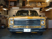 1977 Chevrolet Blazer Overview