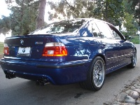 2002 BMW M5 Picture Gallery