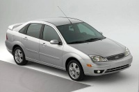 2005 Ford Focus Overview