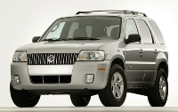 2007 Mercury Mariner Hybrid Picture Gallery
