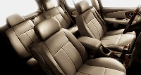 Picture of 2007 Buick Rainier CXL, interior, manufacturer