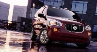 2007 Buick Terraza CX Plus, Picture of 2007 Buick Terraza 4 Dr CX Plus, exterior, manufacturer
