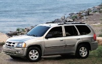 2007 Isuzu Ascender Overview