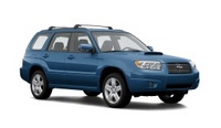 Picture of 2007 Subaru Forester 2.5 XT Limited, exterior