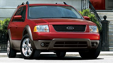 2006 Ford Freestyle, Picture of 2007 Ford Freestyle, exterior