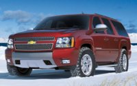 2007 Chevrolet Suburban Overview