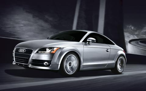 Picture of 2008 Audi TT 2 Dr 3.2 Quattro