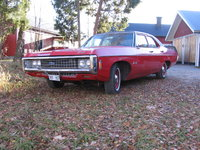 1969 Chevrolet Bel Air, 327 + PG, PS, PB