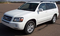2006 Toyota Highlander Hybrid, Picture of 2006 Toyota Highlander 4 Dr Base, exterior