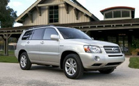 2006 Toyota Highlander Limited V6 AWD, Picture of 2006 Toyota Highlander 4 Dr Limited V6 AWD, exterior