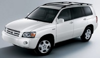 2006 Toyota Highlander Picture Gallery