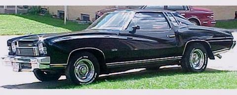 1973 chevrolet monte carlo other pictures cargurus. Black Bedroom Furniture Sets. Home Design Ideas