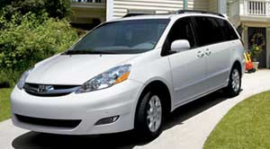 Picture of 2006 Toyota Sienna XLE
