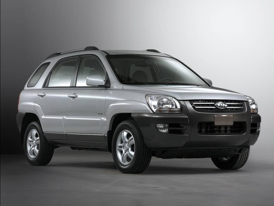 Picture of 2007 Kia Sportage 4 Dr LX 4WD V6 SUV