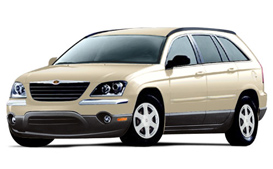 Picture of 2006 Chrysler Pacifica Touring 4dr Wagon AWD