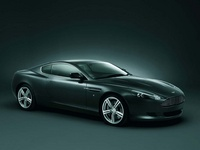 2006 Aston Martin DB9, Side view of the 2007 Aston Martin DB9., exterior, manufacturer