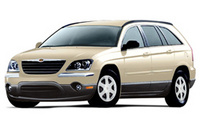 2006 Chrysler Pacifica Touring AWD, Picture of 2006 Chrysler Pacifica Touring 4dr Wagon AWD