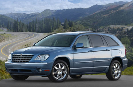 Picture of 2007 Chrysler Pacifica 4 Dr Limited AWD