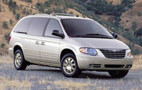 2006 Chrysler Town & Country Base, Picture of 2006 Chrysler Town & Country 4dr Minivan