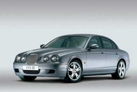 2006 Jaguar S-Type R Picture Gallery
