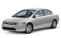 Picture of 2007 Honda Civic GX, exterior